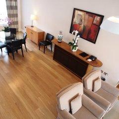 Апартаменты Monarch House Serviced Apartments Лондон комната для гостей фото 2