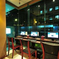 Отель Admiral Premier Sukhumvit 23 By Compass Hospitality Бангкок интерьер отеля