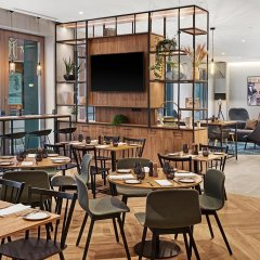 Отель Hilton Garden Inn Riga Old Town Латвия, Рига - отзывы, цены и фото номеров - забронировать отель Hilton Garden Inn Riga Old Town онлайн гостиничный бар фото 5