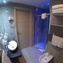 Отель Perugino Италия, Милан - отзывы, цены и фото номеров - забронировать отель Perugino онлайн ванная фото 2