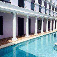 Hotel Boutique Mansion Lavanda бассейн