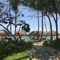 Отель Grand Bahia Principe Aquamarine пляж фото 2