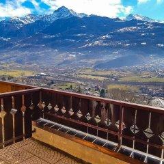 Hotel Panoramique Сарре балкон