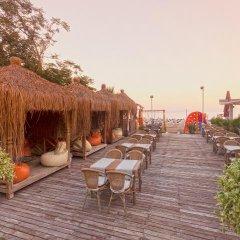 Xperia Saray Beach Hotel Турция, Аланья - 10 отзывов об отеле, цены и фото номеров - забронировать отель Xperia Saray Beach Hotel онлайн приотельная территория