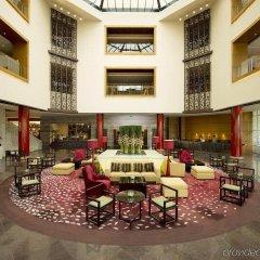 Отель Hilton Beijing интерьер отеля