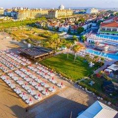 Отель Throne Seagate Belek Богазкент пляж фото 2
