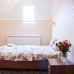 Гостиница Альпина комната для гостей фото 4