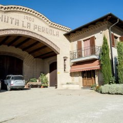 Отель Tenuta La Pergola Чистерна-д'Асти парковка