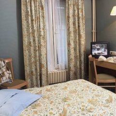 Отель Grand Du Havre Париж сейф в номере