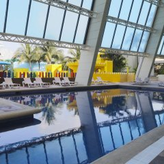 Отель Crown Paradise Club Cancun - Todo Incluido бассейн фото 2