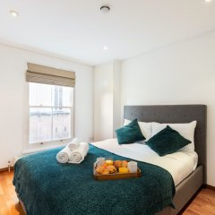 Апартаменты Kensington Area - Private Apartment Лондон фото 12