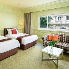 Отель Kingston Suites Bangkok балкон