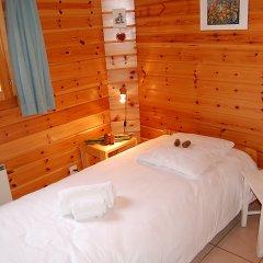 Отель Chalet Boucaro Нендаз комната для гостей фото 3