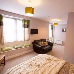 Отель Devon & Cornwall Inn комната для гостей