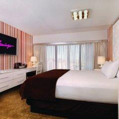 Отель Flamingo Las Vegas - Hotel & Casino США, Лас-Вегас - 11 отзывов об отеле, цены и фото номеров - забронировать отель Flamingo Las Vegas - Hotel & Casino онлайн комната для гостей фото 4