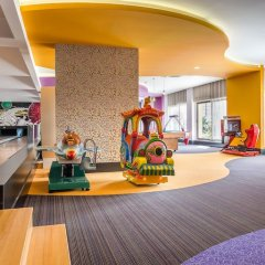 Отель Villa Side Residence - All Inclusive фитнесс-зал фото 4