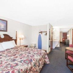 Отель Rodeway Inn Effingham удобства в номере фото 2