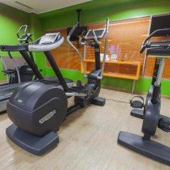 Отель Domina (Новосибирск) фитнесс-зал фото 2