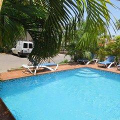 Отель Punta Cana Hostel Доминикана, Пунта Кана - отзывы, цены и фото номеров - забронировать отель Punta Cana Hostel онлайн бассейн фото 2