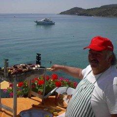 Отель Argo Spa Hotel Греция, Эгина - отзывы, цены и фото номеров - забронировать отель Argo Spa Hotel онлайн пляж фото 3