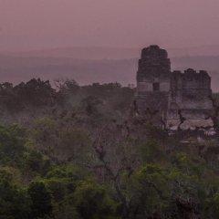Hotel Jaguar Inn Tikal пляж фото 2