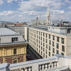 Отель Austria Trend Hotel Rathauspark Австрия, Вена - 11 отзывов об отеле, цены и фото номеров - забронировать отель Austria Trend Hotel Rathauspark онлайн комната для гостей фото 2