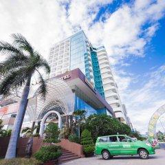 Nha Trang Lodge Hotel Нячанг парковка