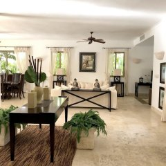 Отель Villa With 3 Bedrooms in Punta Cana, With Private Pool, Furnished Gard интерьер отеля фото 3