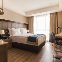 Отель Holiday Inn Kayseri - Duvenonu комната для гостей фото 4
