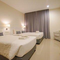 Отель SleepStation at Pratunam Таиланд, Бангкок - отзывы, цены и фото номеров - забронировать отель SleepStation at Pratunam онлайн комната для гостей фото 3