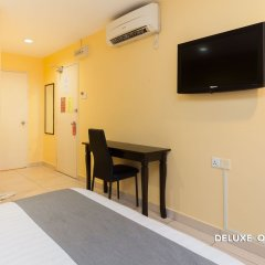 Отель OYO 151 Twin Hotel Малайзия, Куала-Лумпур - отзывы, цены и фото номеров - забронировать отель OYO 151 Twin Hotel онлайн удобства в номере фото 2