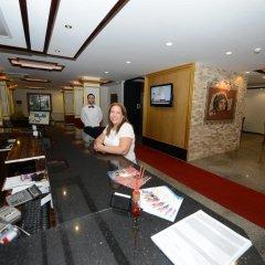 Grand Onur Hotel Турция, Искендерун - отзывы, цены и фото номеров - забронировать отель Grand Onur Hotel онлайн интерьер отеля