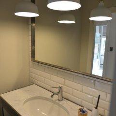 Отель Five Point Hostel Польша, Гданьск - отзывы, цены и фото номеров - забронировать отель Five Point Hostel онлайн ванная фото 2