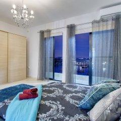 Отель Harbour Views Apart in a Prime Location Мальта, Слима - отзывы, цены и фото номеров - забронировать отель Harbour Views Apart in a Prime Location онлайн комната для гостей фото 3