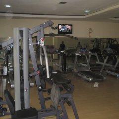 Отель AXARI Калабар фитнесс-зал