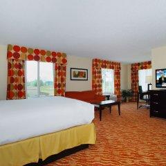 Holiday Inn Express Hotel & Suites Anderson-I-85 комната для гостей