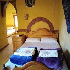 Отель Les Pyramides Hotel Марокко, Мерзуга - отзывы, цены и фото номеров - забронировать отель Les Pyramides Hotel онлайн комната для гостей фото 3