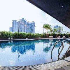 Отель Grand Mercure Fortune Бангкок бассейн фото 3