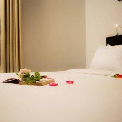 Отель Hoi An Corn Riverside Villa комната для гостей фото 3