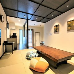 Musubi Hotel Machiya Naraya-machi 1 Фукуока комната для гостей