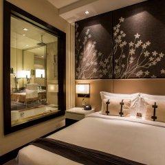 Steigenberger Hotel Business Bay, Dubai комната для гостей фото 2