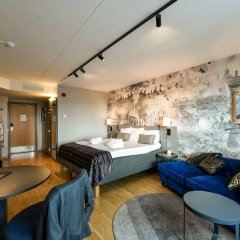 Отель Scandic Triangeln Швеция, Мальме - 1 отзыв об отеле, цены и фото номеров - забронировать отель Scandic Triangeln онлайн комната для гостей фото 5