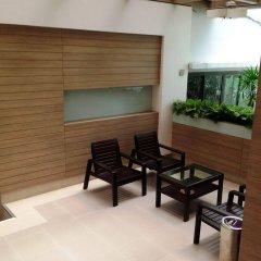 Отель Pt Court Бангкок интерьер отеля
