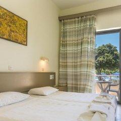Отель Princess Flora Родос комната для гостей фото 5