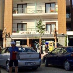 Отель Sunrise Hotel Çameria Албания, Дуррес - отзывы, цены и фото номеров - забронировать отель Sunrise Hotel Çameria онлайн парковка