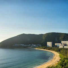 Отель Park Hyatt Sanya Sunny Bay Resort пляж фото 2