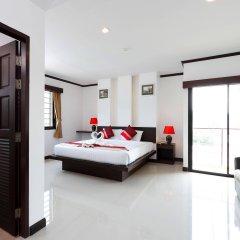 Sri Boutique Hotel комната для гостей