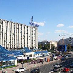 Апартаменты Moscow Suites Apartments Тверская балкон