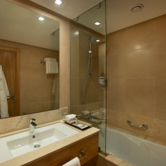 Отель Odyssee Center Hotel Марокко, Касабланка - отзывы, цены и фото номеров - забронировать отель Odyssee Center Hotel онлайн ванная