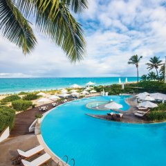 Отель The Palms Turks and Caicos бассейн